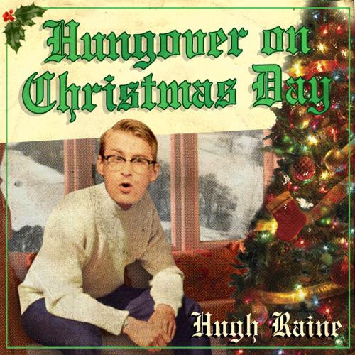 Hungover on Christmas Day