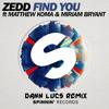 Zedd ft. Matthew Koma & Miriam Bryant - Find You (Dann Lucs Christmas Remix) [Free Download]