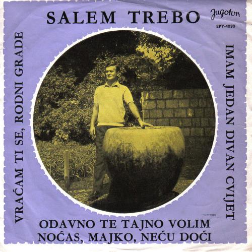 Salem Trebo, Mjesečina, mjesec u oblaku