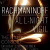 Rachmaninoff All-Night Vigil, op.37: Movement 9; Blagosloven yesi, Gospodi. (excerpt)