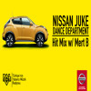 Nissan Juke Dance Department DjMertB Hitmix PalStation106 20.12.2k14