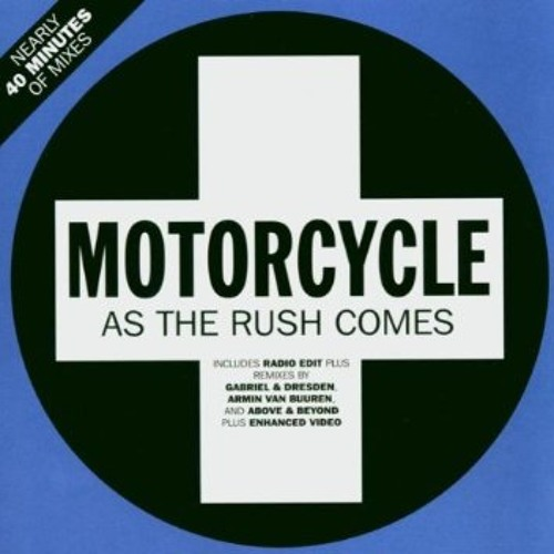 Motorcycle - As The Rush Comes Full Acappella 2014 by