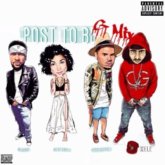 Omarion - post to be Gmix featuring Chris Brown, Jhene Aiko & Kelz.