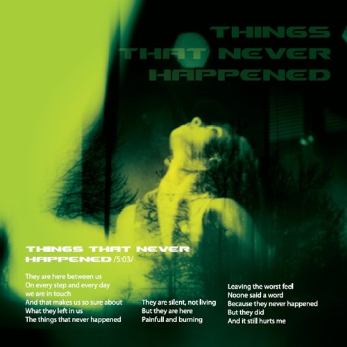 Things that never happened