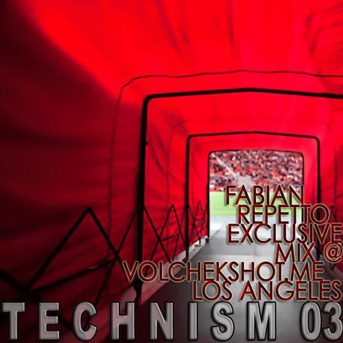 Technism 3 [ Repetto @ VOLCHEKSHOT.ME Los Angeles, California ]