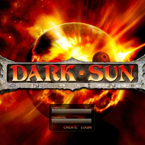 Darksun online Game music(2009)