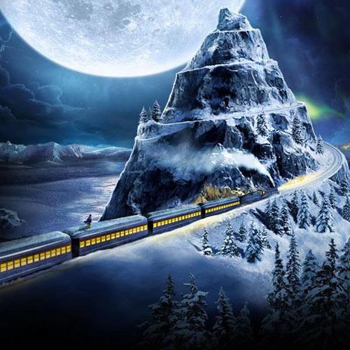 The Polar Express When Christmas Comes To Town.When Christmas Comes To Town The Polar Express Piano