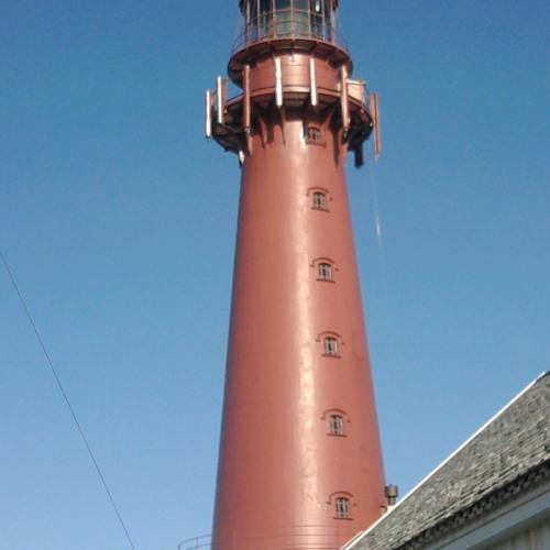 Skomvær Lighthouse Long String mobile recording