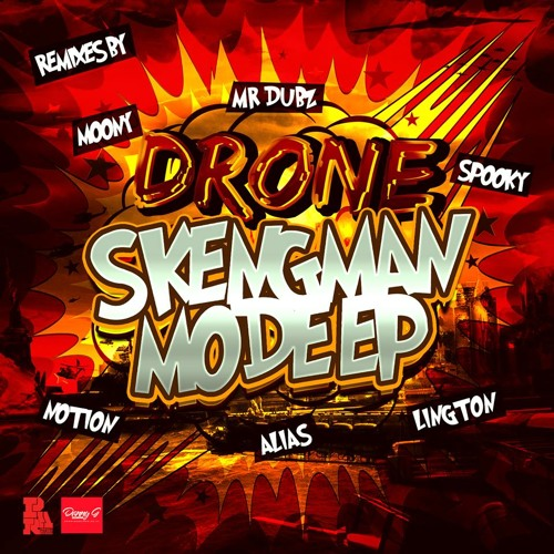 Skengman Mode (Out Now On Project Allout Records)