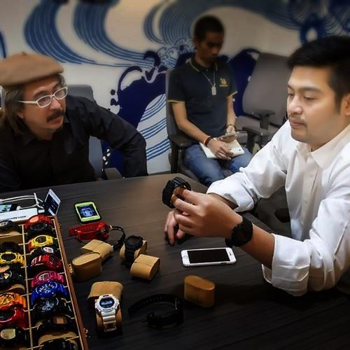 G-Shock Collector Thailand Interview