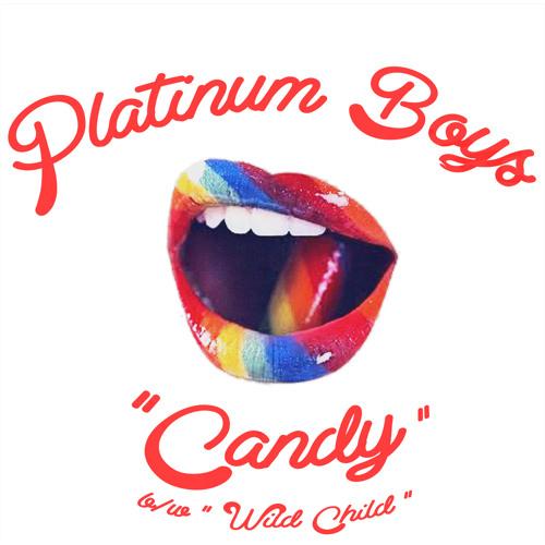 PLATINUM BOYS - CANDY [WIN20051]