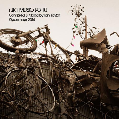 iAiN TAYLOR - rEJEKT Music Vol 10 - December 2014