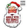 Mingle with Kris Kringle Freestyle