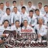 Banda Tierra Sagrada La Buena Y La Mala En Vivo 2014 Portada del disco