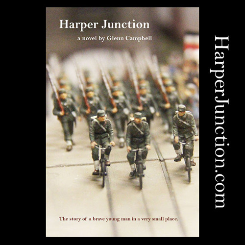 Harper Junction by Glenn Campbell - Chapter 1 - read by author