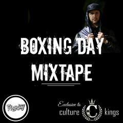 Culture Kings Boxing Day Mixtape 2014 - Mixed by DJ Angeljay