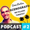 PODCAST #2 Quanti Mesi Dura una Stagione da Scenografo in Villaggio?