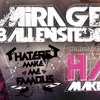 Dirty House Ink. @ Haters Make Me Famous 25.12.2014 Mirage Ballenstedt