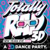 Totally Rad Nashville NYE 3D Dance party