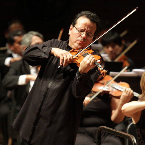Concierto para Violin y Orquesta