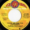 CURTIS MAYFIELD 'RIGHT ON FOR THE DARKNESS' (SERGE GAMESBOURG REWORK)