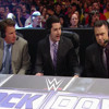 WWE - Cole Compares Purple Colors Him And Tom Are Wearing To Big Show As Barney The Dinosaur