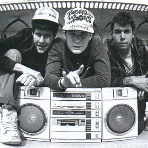 Beastie Boys - Intergalactic Remix