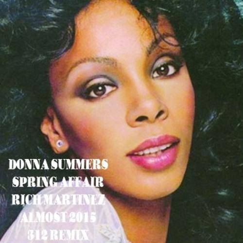Donna Summers Spring Affair