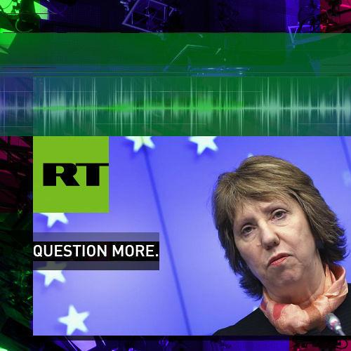 Estonian FM & EU's Catherine Ashton phone call