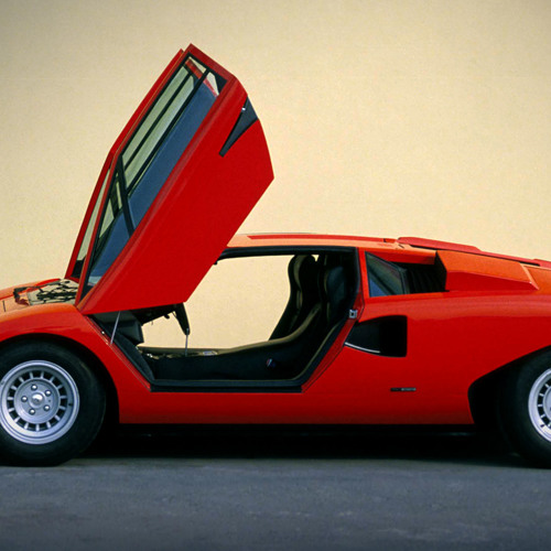 lamborghini countach 25th anniversary start by automobili lamborghini free listening on. Black Bedroom Furniture Sets. Home Design Ideas