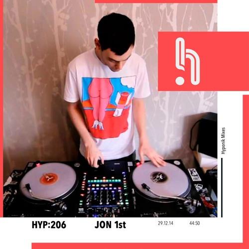 Hyp 206: Jon 1st