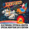Phuture Beats Show #20 by Electrosoul System & Liquitek @ Kos.Mos.Music.Lab. 29.12.14