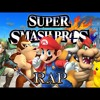 SUPER SMASH BROS RAP   KEYBLADE   ZARCORT   SHARKNESS  JACKY   KRONNO (Prod By Veysigz Beats) mp3