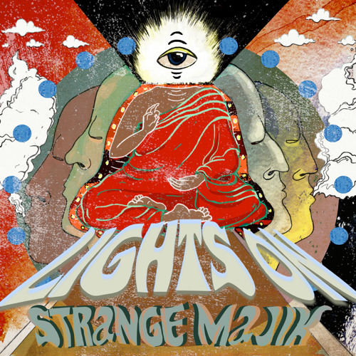 Strange Majik - Livin' It (feat. MC Elijah Black)