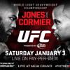 Audio UFC 182 Media Conference Call: Jon Jones & Daniel Cormier