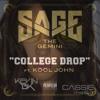 Sage The Gemini Feat. Cassie - Me & U College Drop
