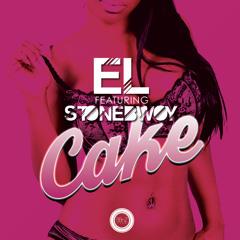 Cake ft. Stonebwoy(prod. Masta Garzy) - E.L