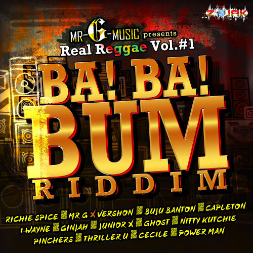 Mr G Music – Ba Ba Bum Riddim