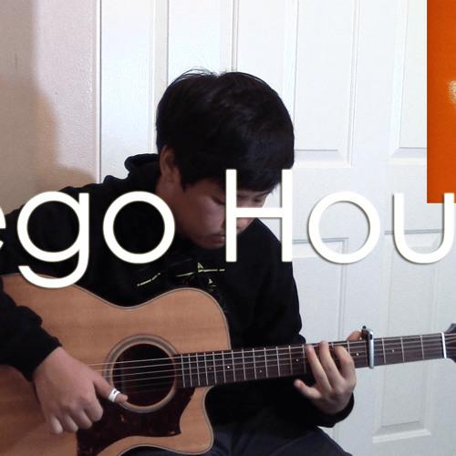Ed Sheeran) Lego House - Fingerstyle Guitar Cover [TABS] by Hajun ...