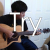 (Colbie Caillat) Try - Fingerstyle Guitar Cover [TABS]