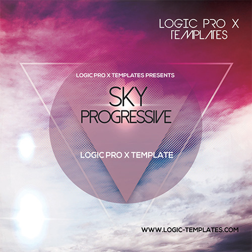 Sky Progressive Logic Pro X Template