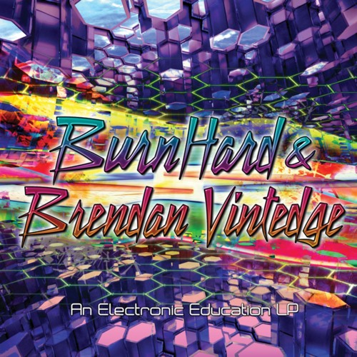 BurnHard & Brendan Vintedge - An Electronic Education LP (Preview) OUT NOW http://bit.ly/BurnBP