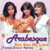Arabesque - Bye Bye My Love (Tomio Disco' Remix)