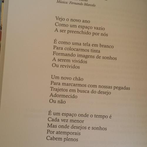 003 - Espaço E Tempo - Ricardo Cabus - Fernando Marcelo - Voz Fernando Marcelo - Editada