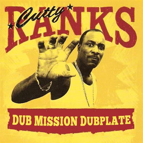 DJ Sep - Cutty Ranks Dub Mission Dubplate (Dembow Riddim)