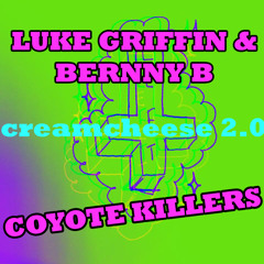 """COYOTE KILLERS - """"GRIP STAY TIGHT"""" ((L&L) LUKEGRIFFIN & LEFT)"""