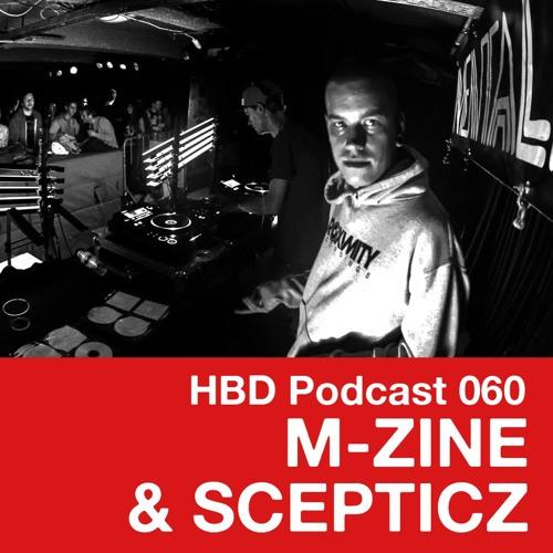 Podcast 060 - M-zine & Scepticz