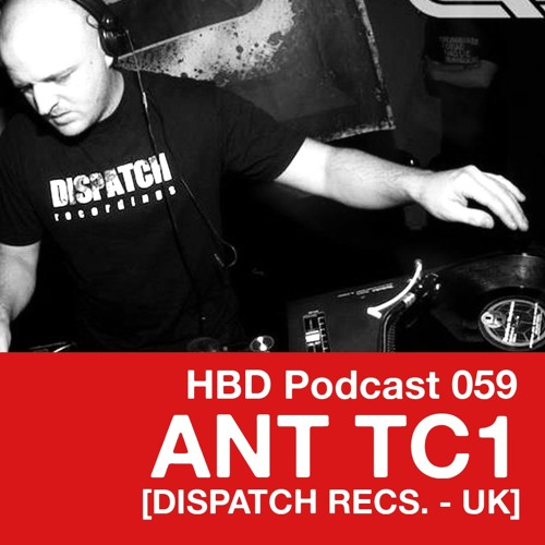 Podcast 059 - Ant TC1