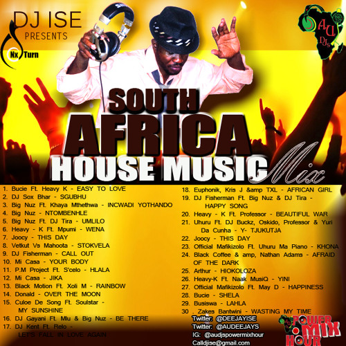 South africa house music mix by deejayise by dj ise 1 for Sa house music