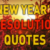 New Year's Resolution Inspirational Quotes From Oprah Winfrey Steven Spielberg Abraham Lincoln